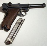 Rare 1906 American Eagle Luger 9mm - 17 of 19