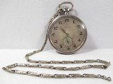 E F Co Longines Pocket Watch Made In 1927