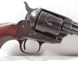 "Colt SAA 45 – 7 ½"", Blue, Wood Grips 1887 - 3 of 20"
