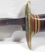 Randall Made Knife (RMK) Model 1-8, Korean War Era - 4 of 20