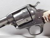 Colt SAA Bisley Model, Made 1904 - 7 of 19