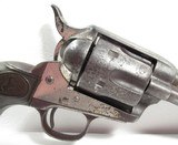 Colt SAA 44-40 Shipped to Austin, Texas in 1891 - 4 of 21