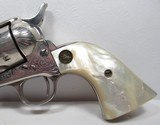 Texas Shipped Factory Engraved Colt SAA - 7 of 20