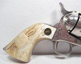 Texas Shipped Factory Engraved Colt SAA - 2 of 20