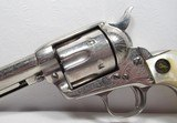 Texas Shipped Factory Engraved Colt SAA - 8 of 20