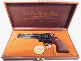 Colt Python – Factory Engraved – Texas Shipped