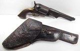 Colt 2nd Model Dragoon – Texas/Confederate