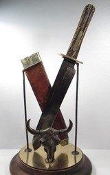 Rio Grande Camp Knife Circa 1830-1840