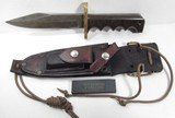 Randall Made Knife (RMK) Model No. 15 Airman-Vietnam Era