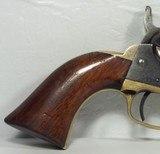 Colt 1862 Police Revolver Made 1861 - 2 of 17