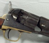 Colt 1862 Police Revolver Made 1861 - 3 of 17