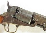 CIVIL WAR ERA MANHATTAN FIREARMS COMPANY .36 CAL. SERIES III NAVY REVOLVER CIRCA 1863-4 - 3 of 17