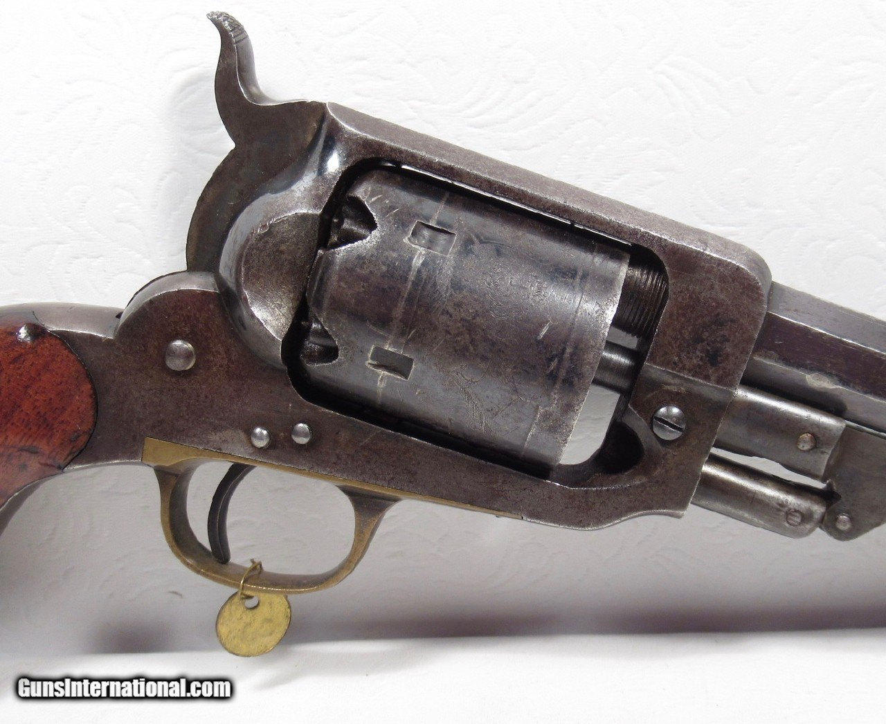 Whitney Navy 36 cal  Percussion Revolver for sale