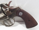 RARE Nickel Colt OFFICIAL POLICE - 7 of 20