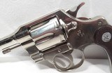 RARE Nickel Colt OFFICIAL POLICE - 8 of 20