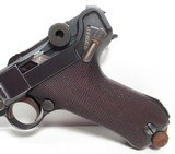 Interesting 1920 Commercial Luger - 7 of 25