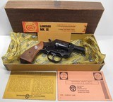 "Colt Lawman MK.III – 357 2"" N.I.B."
