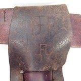 Rare El Paso Holster & Belt - 10 of 11