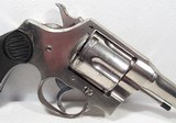 """Factory Nickel Colt New Service 4"""" – 38 Texas D.P.S. – 1937 - 3 of 21"""
