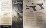 Colt Woodsman Target Model in Box – Mfg. 1952 - 17 of 20