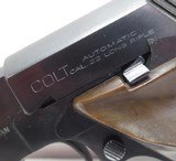 Colt Woodsman Target Model in Box – Mfg. 1952 - 4 of 20