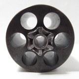 Rare Original Black Powder 38 Colt Barrel & Cylinder - 4 of 10