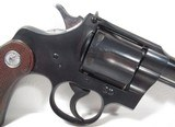 Colt Officers Model Target Revolver – Texas Police History - 4 of 23