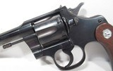 Colt Officers Model Target Revolver – Texas Police History - 8 of 23