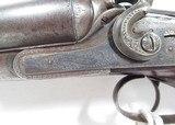 Henry Tolley – London Double Hammer Gun – 12 Gauge - 10 of 23