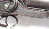 Henry Tolley – London Double Hammer Gun – 12 Gauge - 5 of 23