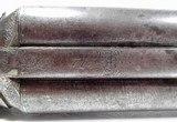 Henry Tolley – London Double Hammer Gun – 12 Gauge - 15 of 23