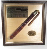 Bissels Leather Police Club/Night Stick – Ca. 1920
