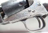 FINE ANTIQUE FIREARMS From COLLECTING TEXAS – ENGRAVED & CASED 1849 POCKET MODEL COLT - 5 of 18