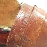 FINE ANTIQUE FIREARMS From COLLECTING TEXAS – COLT MODEL POCKET NAVY CONVERSION ENGRAVED - 21 of 23