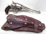 FINE ANTIQUE WESTERN SHIPPED COLT 1878 from COLLECTING TEXAS – COLT D.A. 1878 REVOLVER 45 Cal. – SHIPPED TO J.P. LOWER & SONS – DENVER, COLORADO