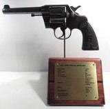 """COLT ARMY SPECIAL from COLLECTING TEXAS – """"S.A.P.D. No.29"""" – MADE 1916"""