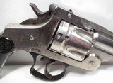 NICE ANTIQUE REVOLVER 44 S&W CARTRIDGE from COLLECTING TEXAS – VERY LATE PRODUCTION 44 D.A. FIRST MODEL - 8 of 18
