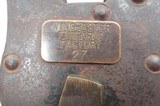 ORIGINAL ANTIQUE WINCHESTER FIREARMS FACTORY LOCK from COLLECTING TEXAS – LOCK #27 with KEYS - 3 of 8