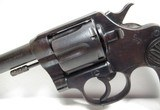 COLT NEW SERVICE REVOLVER from COLLECTING TEXAS – MADE 1915 – 107 Years Old - 3 of 18