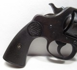 COLT NEW SERVICE REVOLVER from COLLECTING TEXAS – MADE 1915 – 107 Years Old - 8 of 18