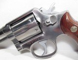 """SMITH & WESSON MODEL 65-2 REVOLVER MARKED """"TDC 61265"""" (TX DEPT. of CORRECTIONS) from COLLECTING TEXAS – 357 MAGNUM SHIPPED TO HUNTSVILLE, TX - 3 of 20"""