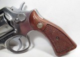 """SMITH & WESSON MODEL 65-2 REVOLVER MARKED """"TDC 61265"""" (TX DEPT. of CORRECTIONS) from COLLECTING TEXAS – 357 MAGNUM SHIPPED TO HUNTSVILLE, TX - 2 of 20"""