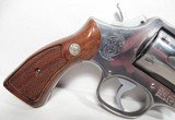 """SMITH & WESSON MODEL 65-2 REVOLVER MARKED """"TDC 61265"""" (TX DEPT. of CORRECTIONS) from COLLECTING TEXAS – 357 MAGNUM SHIPPED TO HUNTSVILLE, TX - 8 of 20"""
