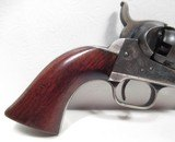 """FINE REVERSED CASED ANTIQUE COLT 1849 POCKET MODEL from COLLECTING TEXAS – HIGH CONDITION 6"""" BARREL 1849 POCKET MODEL IN REVERSED CASE w/ ACCESSORIES - 3 of 24"""