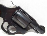 RARE TWO-TONE BLUE DETECTIVE SPECIAL REVOLVER from COLLECTING TEXAS – MADE 1949 – LIKE NEW CONDITION - 3 of 15