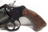 RARE TWO-TONE BLUE DETECTIVE SPECIAL REVOLVER from COLLECTING TEXAS – MADE 1949 – LIKE NEW CONDITION - 5 of 15