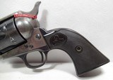 HIGH CONDITION COLT SINGLE ACTION ARMY 41 REVOLVER from COLLECTING TEXAS – SHIPPED 1906 - 2 of 18