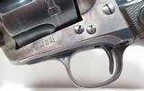 HIGH CONDITION COLT SINGLE ACTION ARMY 41 REVOLVER from COLLECTING TEXAS – SHIPPED 1906 - 4 of 18