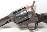 HIGH CONDITION COLT SINGLE ACTION ARMY 41 REVOLVER from COLLECTING TEXAS – SHIPPED 1906 - 3 of 18