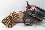 FACTORY ENGRAVED COLT SAA 45 from COLLECTING TEXAS – KANSAS SHIPPED 1901 - 8 of 18